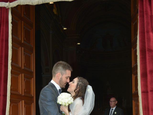 Il matrimonio di Marika  e Alessandro a Parabiago, Milano 20