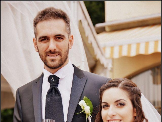 Il matrimonio di Marika  e Alessandro a Parabiago, Milano 21