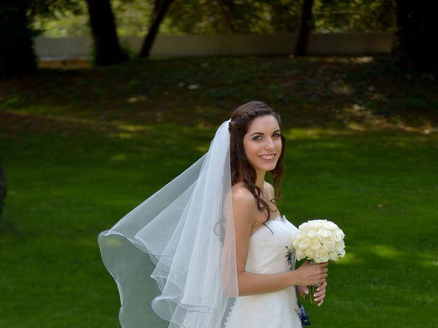 Il matrimonio di Marika  e Alessandro a Parabiago, Milano 22
