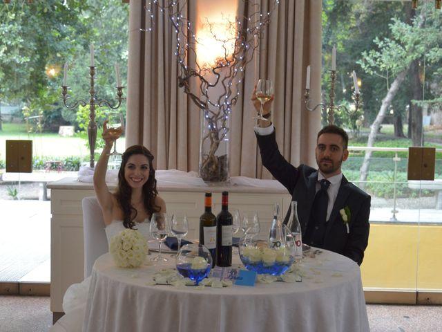Il matrimonio di Marika  e Alessandro a Parabiago, Milano 24