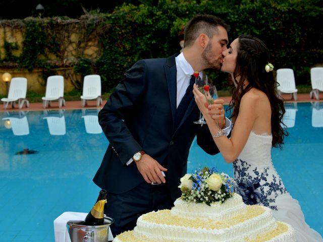 Il matrimonio di Marika  e Alessandro a Parabiago, Milano 29