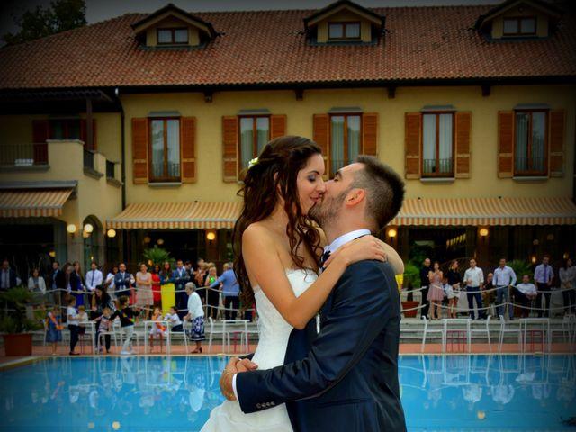 Il matrimonio di Marika  e Alessandro a Parabiago, Milano 30