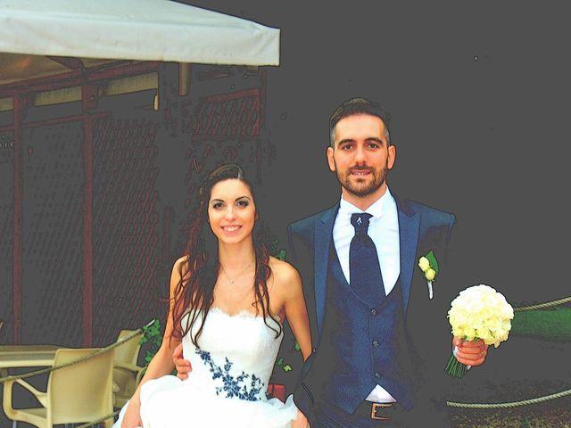 Il matrimonio di Marika  e Alessandro a Parabiago, Milano 32