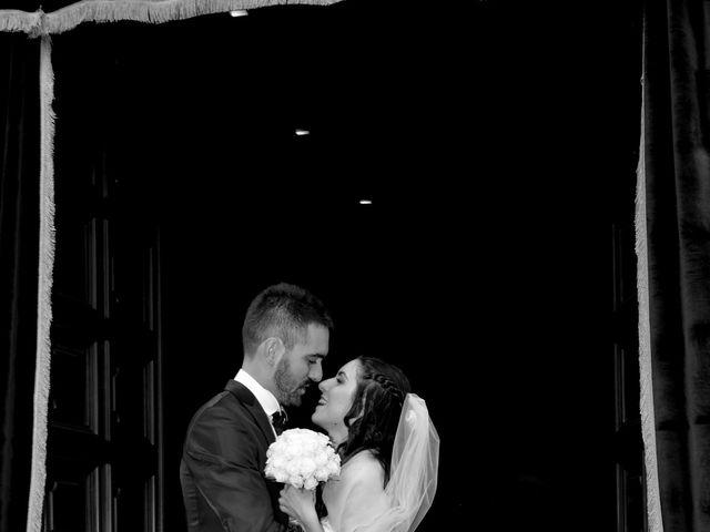 Il matrimonio di Marika  e Alessandro a Parabiago, Milano 33