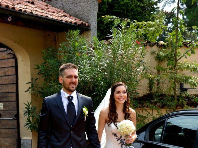 Il matrimonio di Marika  e Alessandro a Parabiago, Milano 34