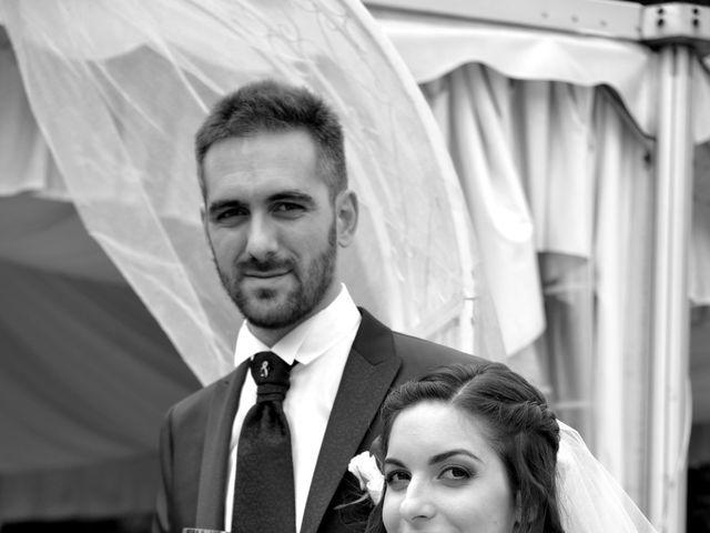 Il matrimonio di Marika  e Alessandro a Parabiago, Milano 35
