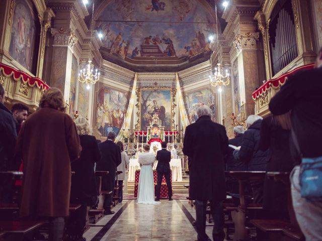 Il matrimonio di Massimiliano e Alice a Cigole, Brescia 6