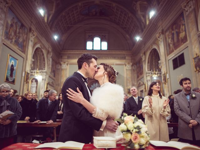 Il matrimonio di Massimiliano e Alice a Cigole, Brescia 7