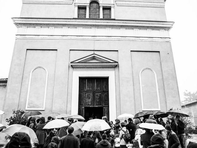 Il matrimonio di Massimiliano e Alice a Cigole, Brescia 8