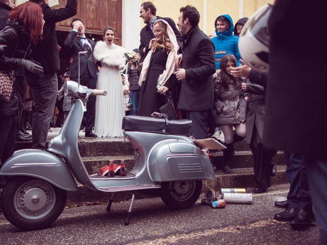 Il matrimonio di Massimiliano e Alice a Cigole, Brescia 12