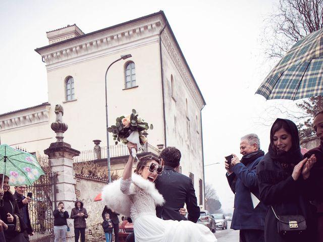 Il matrimonio di Massimiliano e Alice a Cigole, Brescia 14