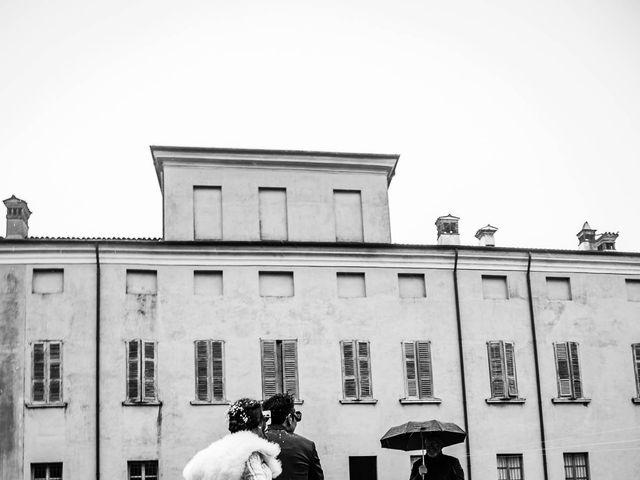 Il matrimonio di Massimiliano e Alice a Cigole, Brescia 16