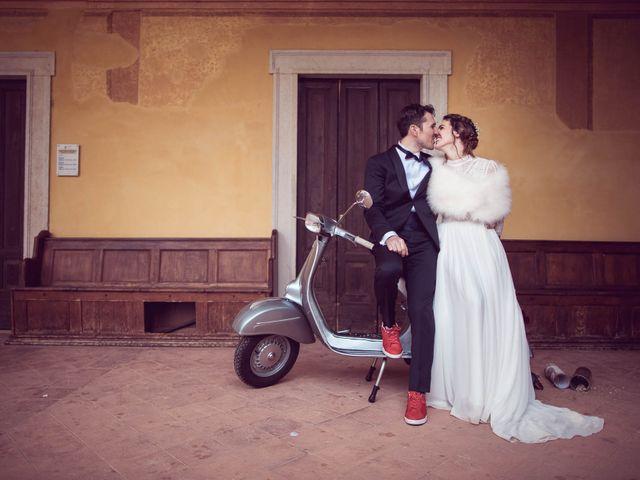 Il matrimonio di Massimiliano e Alice a Cigole, Brescia 17