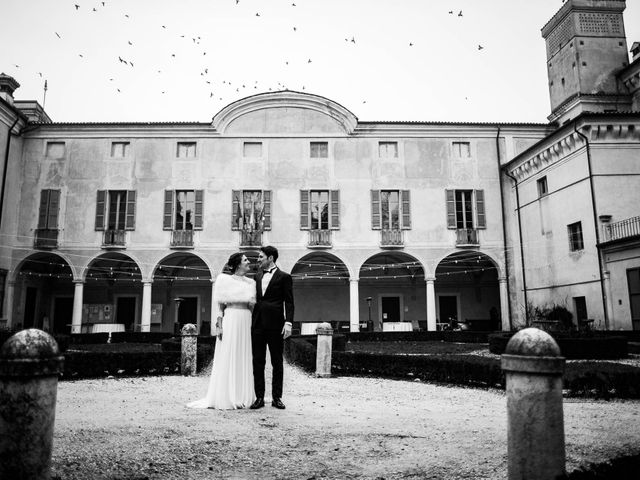 Il matrimonio di Massimiliano e Alice a Cigole, Brescia 19