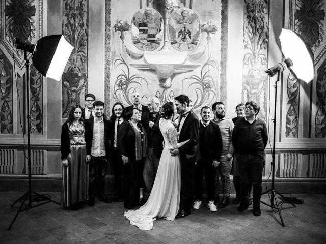 Il matrimonio di Massimiliano e Alice a Cigole, Brescia 25