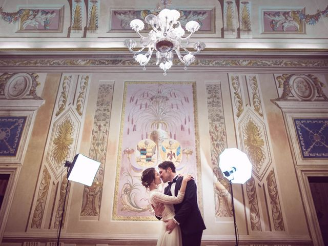 Le nozze di Alice e Massimiliano