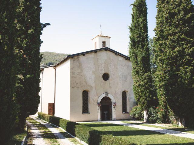 Il matrimonio di Jerri e Veronica a Costermano, Verona 15
