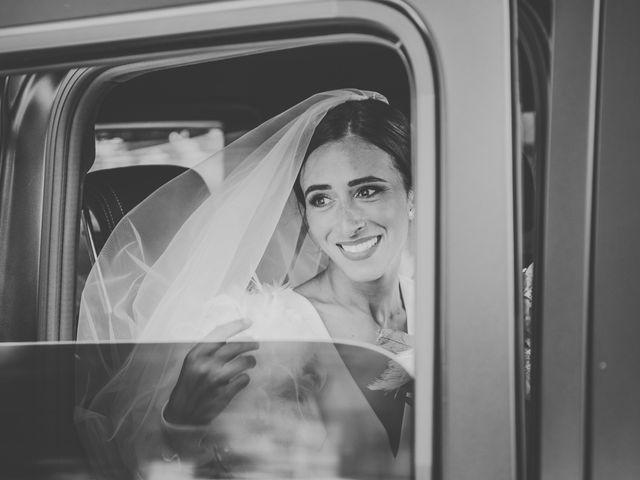 Il matrimonio di Jerri e Veronica a Costermano, Verona 17