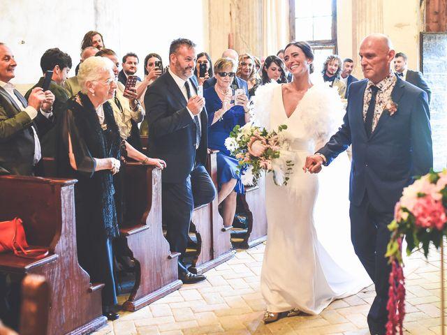 Il matrimonio di Jerri e Veronica a Costermano, Verona 19