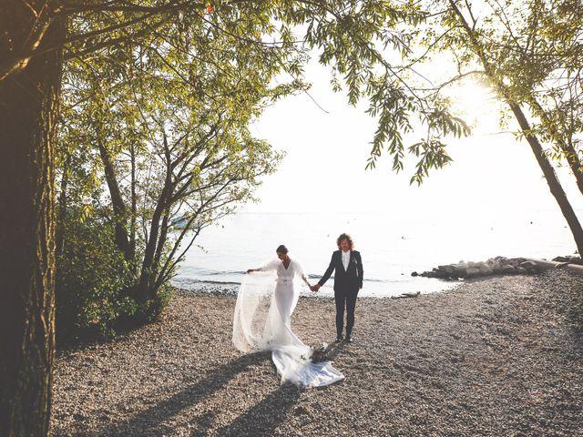 Il matrimonio di Jerri e Veronica a Costermano, Verona 1