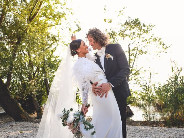 Il matrimonio di Jerri e Veronica a Costermano, Verona 22
