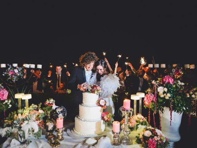 Il matrimonio di Jerri e Veronica a Costermano, Verona 37