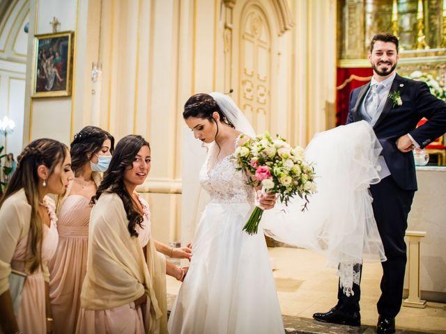 Il matrimonio di Maria Chiara e Federico a Catania, Catania 25