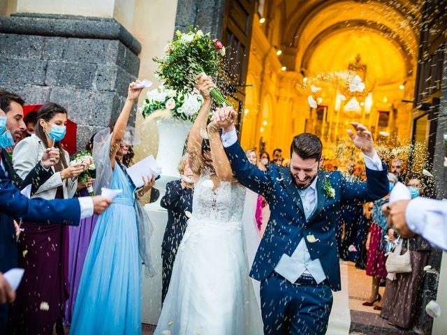 Il matrimonio di Maria Chiara e Federico a Catania, Catania 1