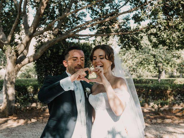 Le nozze di Alessia e Evgeniia