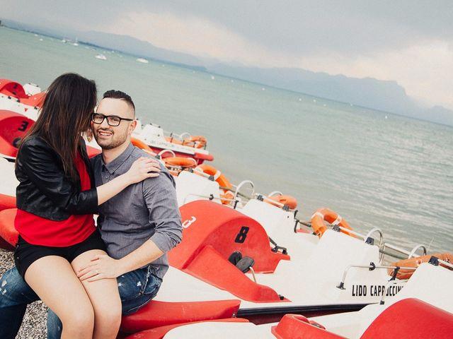 Il matrimonio di Raffaele e Giulia a Castelnuovo del Garda, Verona 8