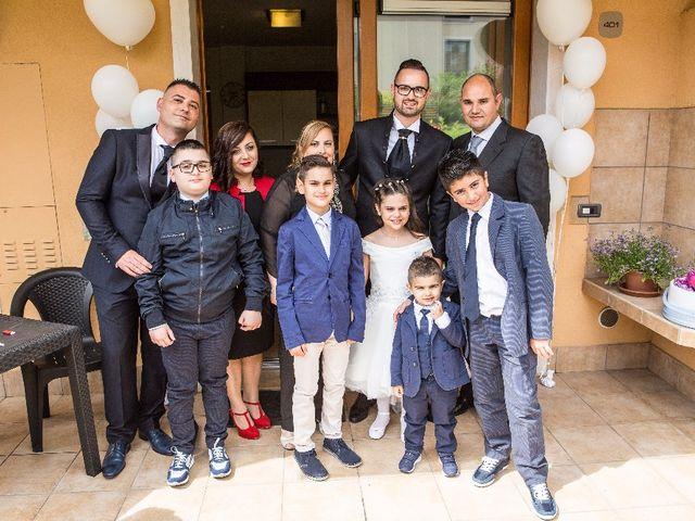 Il matrimonio di Raffaele e Giulia a Castelnuovo del Garda, Verona 34