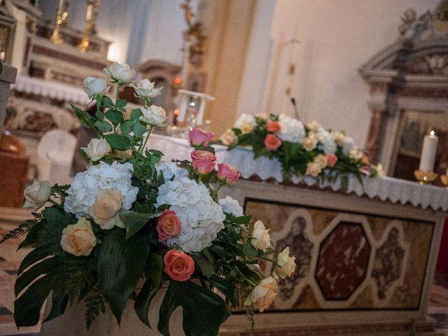 Il matrimonio di Raffaele e Giulia a Castelnuovo del Garda, Verona 35