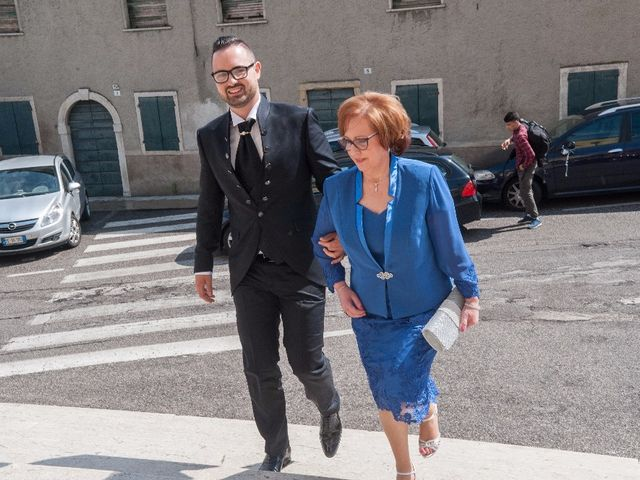 Il matrimonio di Raffaele e Giulia a Castelnuovo del Garda, Verona 38