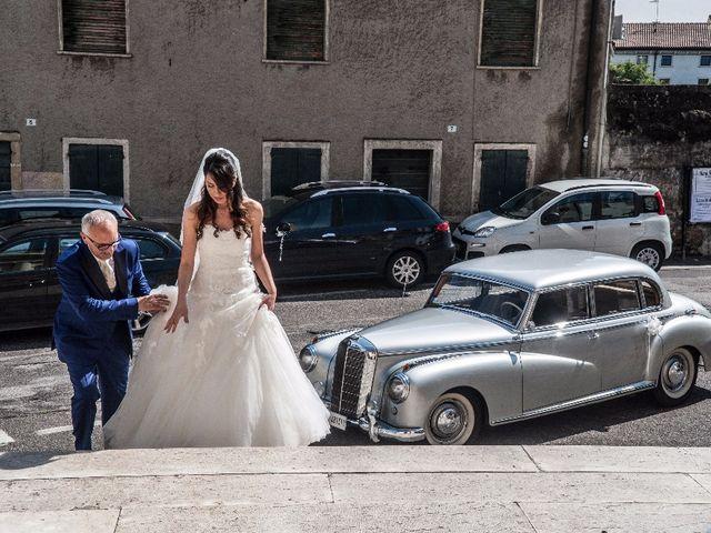 Il matrimonio di Raffaele e Giulia a Castelnuovo del Garda, Verona 40