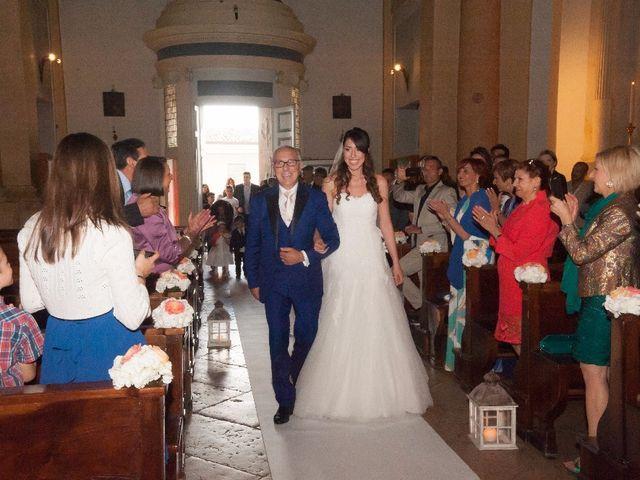 Il matrimonio di Raffaele e Giulia a Castelnuovo del Garda, Verona 41