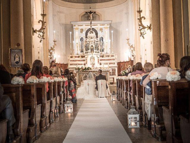 Il matrimonio di Raffaele e Giulia a Castelnuovo del Garda, Verona 42