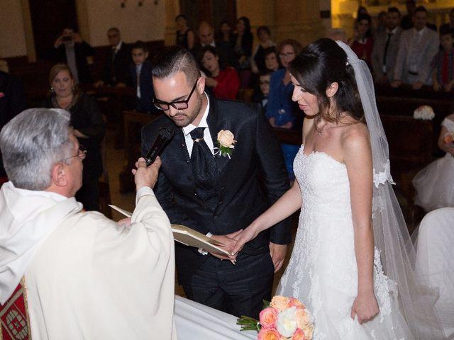 Il matrimonio di Raffaele e Giulia a Castelnuovo del Garda, Verona 43