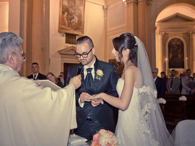 Il matrimonio di Raffaele e Giulia a Castelnuovo del Garda, Verona 44