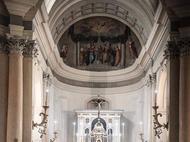 Il matrimonio di Raffaele e Giulia a Castelnuovo del Garda, Verona 45