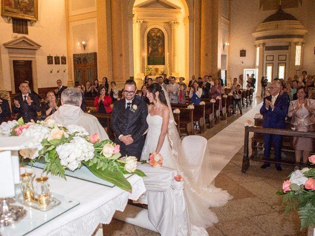 Il matrimonio di Raffaele e Giulia a Castelnuovo del Garda, Verona 47
