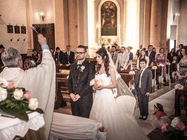 Il matrimonio di Raffaele e Giulia a Castelnuovo del Garda, Verona 48