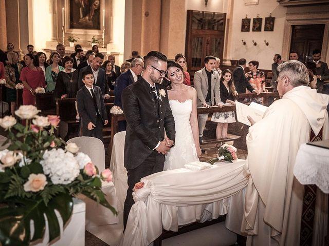 Il matrimonio di Raffaele e Giulia a Castelnuovo del Garda, Verona 51