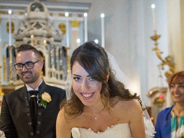 Il matrimonio di Raffaele e Giulia a Castelnuovo del Garda, Verona 53