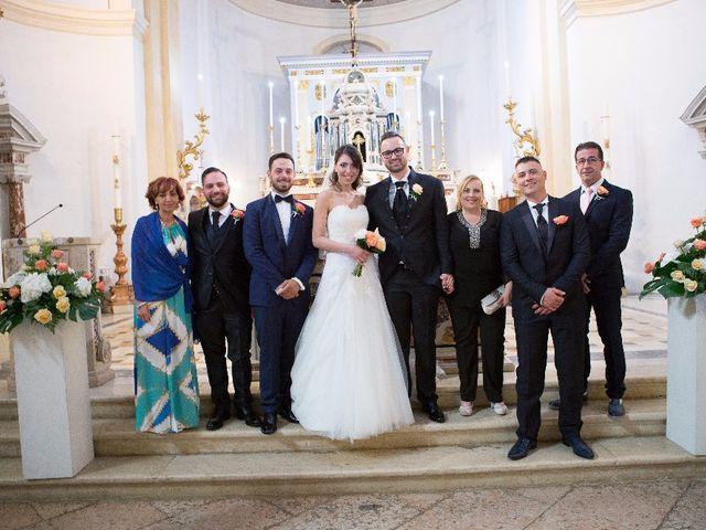 Il matrimonio di Raffaele e Giulia a Castelnuovo del Garda, Verona 63