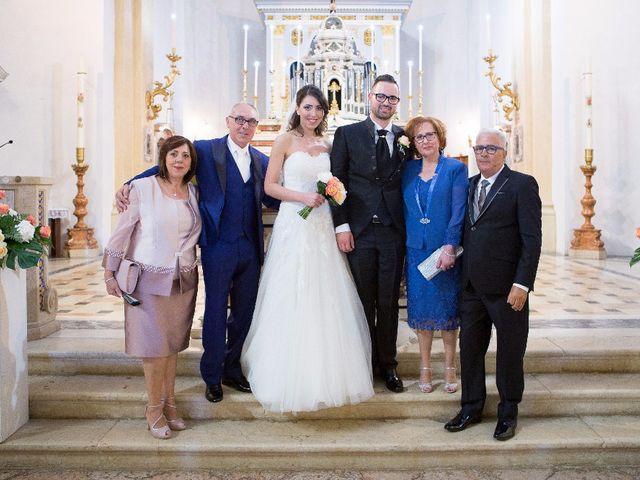 Il matrimonio di Raffaele e Giulia a Castelnuovo del Garda, Verona 64