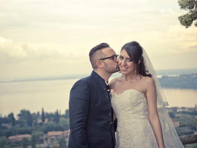 Il matrimonio di Raffaele e Giulia a Castelnuovo del Garda, Verona 72