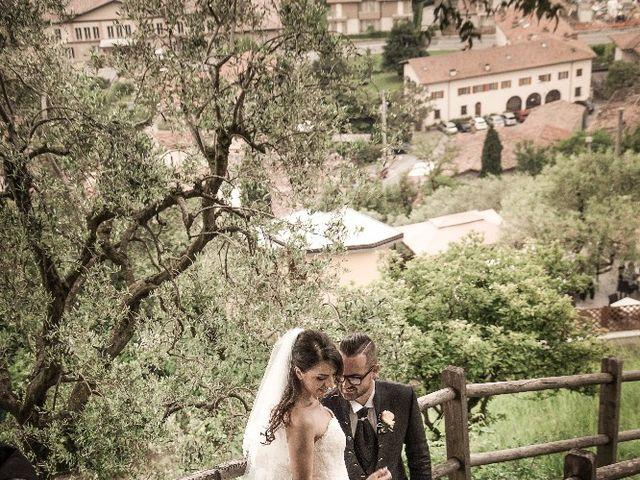 Il matrimonio di Raffaele e Giulia a Castelnuovo del Garda, Verona 75