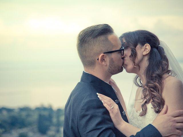 Il matrimonio di Raffaele e Giulia a Castelnuovo del Garda, Verona 78