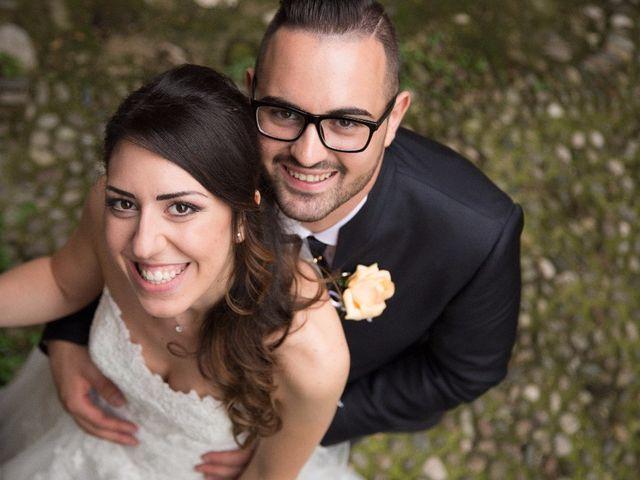 Il matrimonio di Raffaele e Giulia a Castelnuovo del Garda, Verona 83