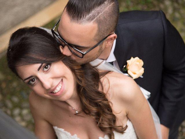 Il matrimonio di Raffaele e Giulia a Castelnuovo del Garda, Verona 84